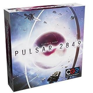 Czech Games Edition CGED00396 Pulsar 2849 Brettspiel, Bunt (B07C7FD9PX)   Amazon Products