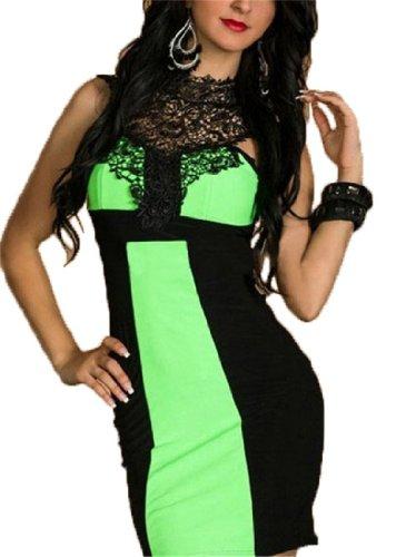 Qiyun–Robe de Mariée pour femme Vert