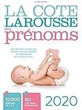 La cote Larousse des prénoms 2020...