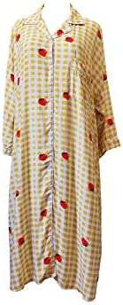 Nice cotton Pajama for womens Nightgown Sleep Shirt 3XL By Lingerie shop L001