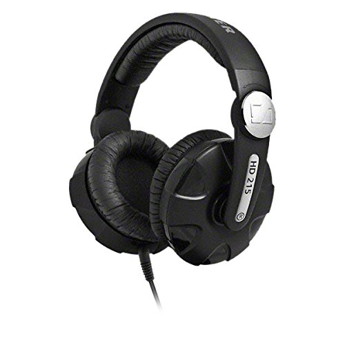Sennheiser Hd 215 Closed Back Headphones With High Passive Noise Attenuation