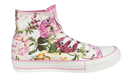 Krüger Damen Sneaker Madl forever rose Rose