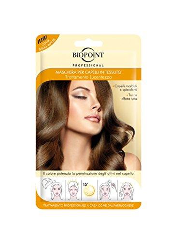 Biopoint maschera in tessuto - Trattamento lucentezza - 35 ml