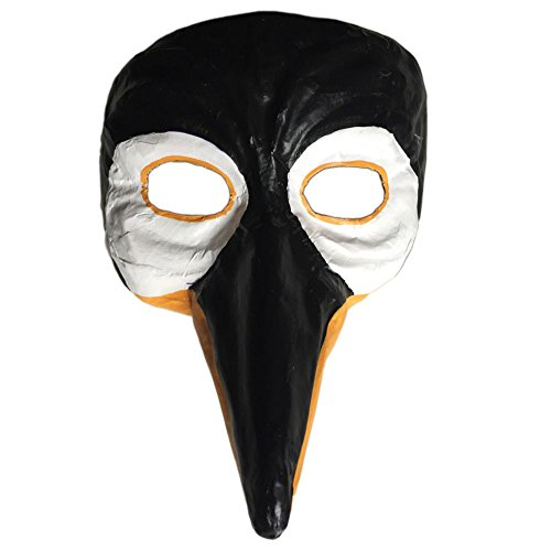 Pinguin Maske Theatermaske Tiermasken