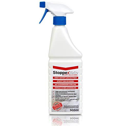 Professioneller Schimmelentferner gegen Schimmel, Stockflecken u. Schimmelpilz I Chlorhaltiger Anti Schimmel-spray