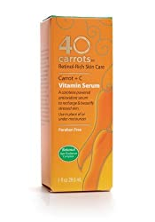40 Carrots Vitamin Serum, 1-Ounce Boxes