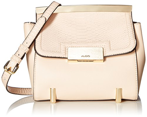 Aldo Gehret Cross Body Handbag, Light Pink