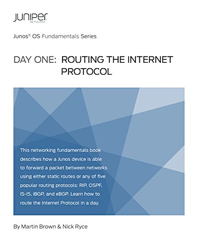 day-one-routing-the-internet-protocol-english-edition
