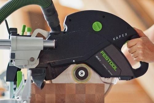 FESTOOL– Kapp KS 88-cross-saw Cut - 9