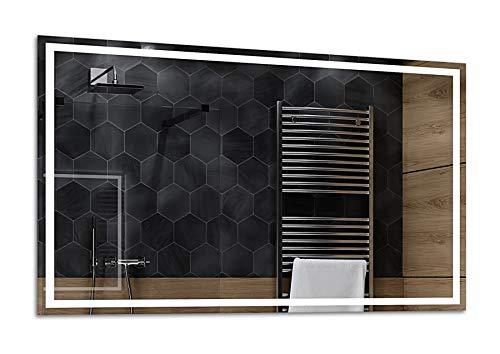 ALASTA® Espejo | Espejo Decorativos | 200x60 | Atlanta