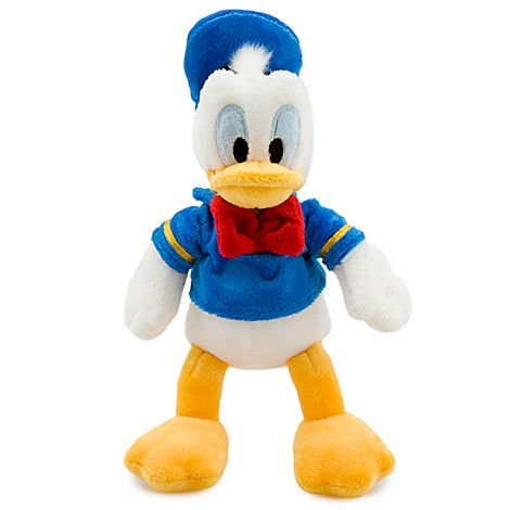 "Disney's Mickey Mouse Clubhouse 8.5"" Plush Donald Duck"