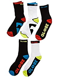 Globe fearon 10525102 chaussettes mixtes destroyer colour de cheville