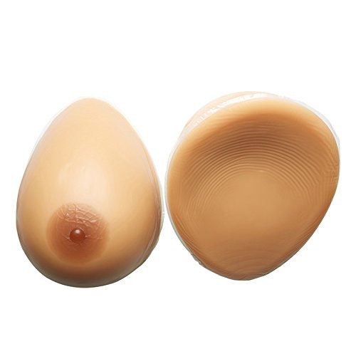 1-Pair-Silicone-Prosthesis-Breast-Forms-Fake-Boobs-for-Crossdresser-Mastectomy-Patient
