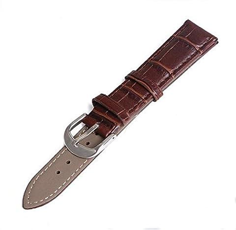 Bracelet Louis - Meijunter Handmade Leather Watch Band Softness Leather