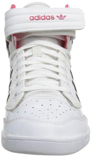 adidas Originals Centenia Hi W, Baskets mode femme Blanc (Running White/Black/Pink)