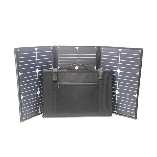 PowerOak S60 Portable Solar Panel 60W/18V / Fur PowerOak PS1, PS5, PS6, PS7, PS8, PS9, PS10, K2 solar, K9 -