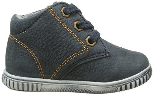 Minibel Lewis, Chaussures Premiers Pas Bébé Garçon Bleu (5 Marine)