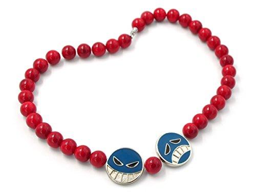Preisvergleich Produktbild CoolChange One Piece Hutschnur von Puma D. Ace kann auch als Halskette getragen werden