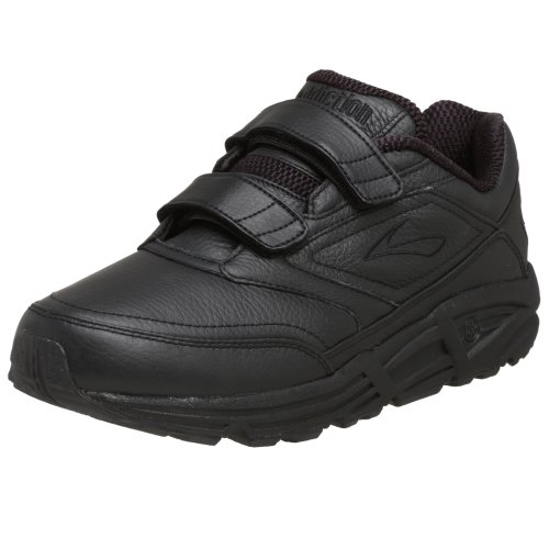 Brooks Addiction Walker V-Strap M, Scarpe da jogging Uomo Nero (Black)