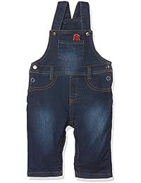 Grain de Blé Salopette Effet Jeans, Petos para Bebés