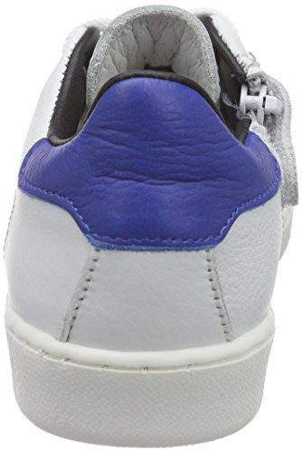 HIP H1834/162/0000, Baskets Basses mixte enfant Blanc - Weiß (30LE / 44LE)