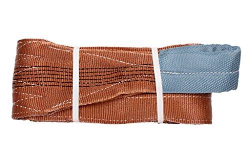 CoFan 08501010//–/Flat Rope with gazas, Polyester, 1000/KG, 10/M