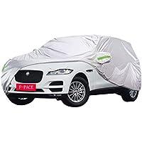 Cubierta de coche Cubierta para automóvil Jaguar F-PACE SUV de tela Oxford gruesa Protección