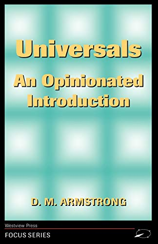 Universals: An Opinionated Introduction (Focus Series) - Universal Bundle