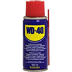 WD 40 34892 - Spray multiuso, lubricante, aflojatodo, dieléctrico (100 ml)