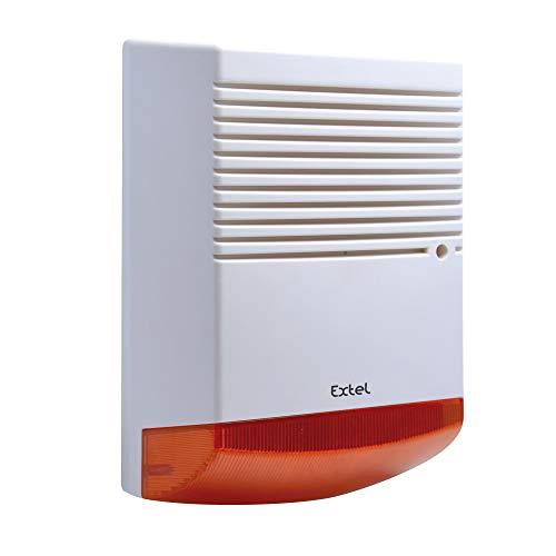 Extel - Alarme factice Dimy - pour intérieur ou extérieur de maison