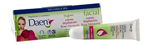 Daen crema facial depilatoria