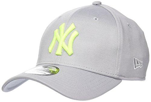 New Era Jersey Pop 3930 NEYYAN Cap, Grey, XS/S