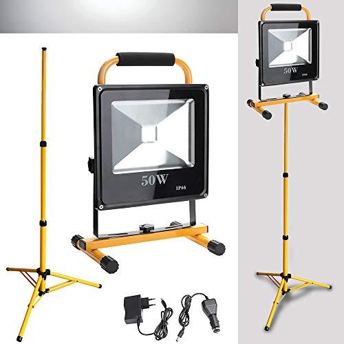 LED-Akkustrahler  <strong>Länge</strong>   170 mm