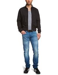 Schott NYC Men's Blouson Long sleeve Jacket