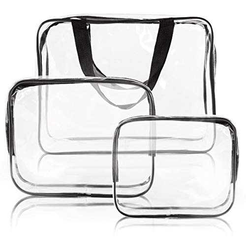 Toiletry Bags 3 in 1 Gift Makeup...