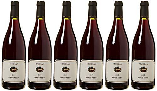 Maculan Pinot Nero 2017-6 Bottiglie da 750 ml