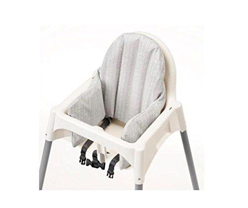 Klammig Ikea, cuscino di sostegno per bambino, gonfiabile, per sedia