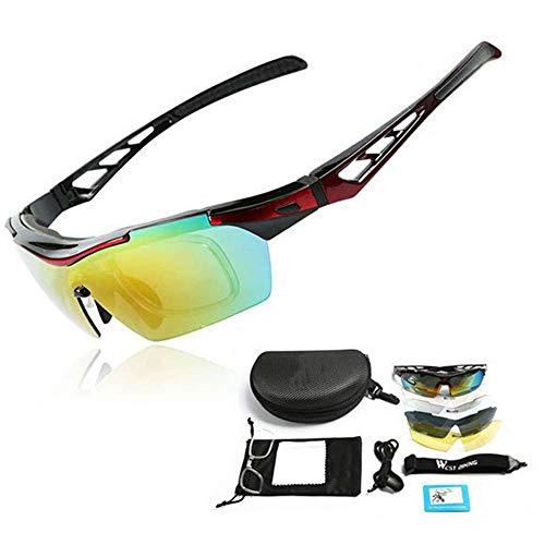 GFF Polarisierte Radfahren Sonnenbrille Fahrrad Brillen Racing männer Frauen Brille Fahrrad Brille 5 objektiv Radfahren Brille