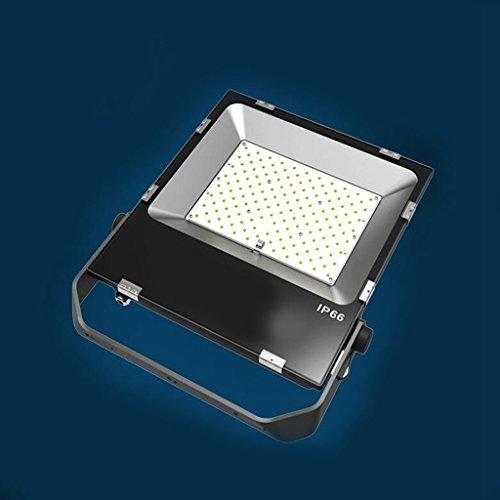 Aoligei LED Flutlicht industriell Beleuchtung für Außenbereich Projektionslampe wasserdicht Flutlicht 36*33*5cm 150W weißes Licht