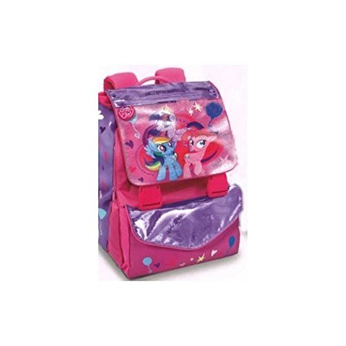 Zaino Estensibile Rosa C/Gadget My Little Pony