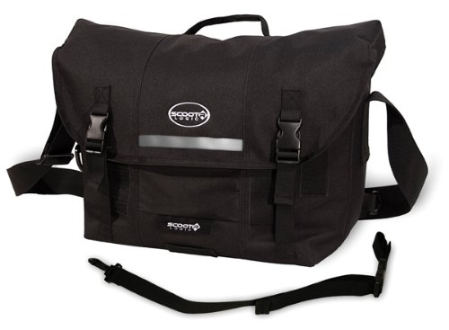Kwik Tec Scootr Logic sllm-1 Laptop Courier Messenger Bag -