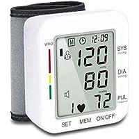 XUEYAYI Monitor automático de presión Arterial, Monitor de Sangre Digital Tipo Brazo Superior, Detector