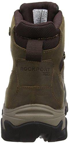 Rockport CSP Mdgd Boot Herren Stiefel Braun (MD Brown LEA)
