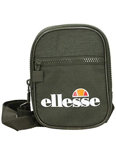 Ellesse Unisex Messenger Bag Templeton, Farbe:Khaki
