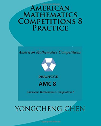 American Mathematics Competitions 8 Practice