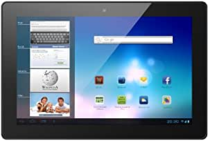 """Odys Aeon 33,8 cm (13,3"""") Tablet-PC (TFT Touch Panel, 1,6GHz Dual Core Prozessor, 1GB RAM, 16GB HDD, HDMI, WLAN, Built-In 2MP Camera on Front & Rear Side, Android 4.1.) - Noir"""
