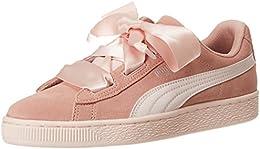 puma da bambina scarpe con fiocco