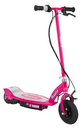 Razor 13181161 - Scootereléctrico, color rosa