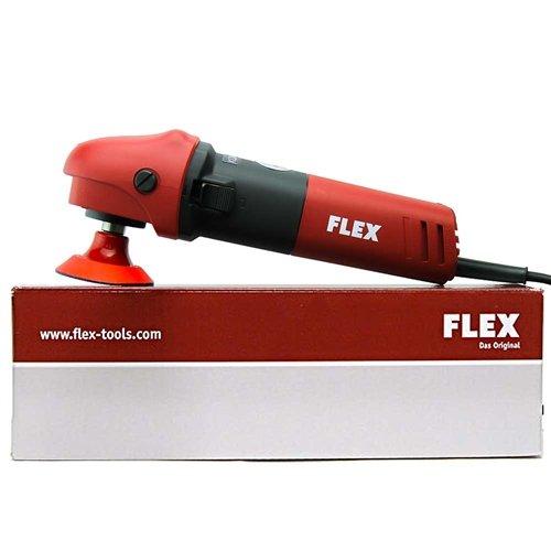 Poliermaschine Flex Polisher PE 8-4 80 kompakte kleine Poliermaschiene für Spot Repair und die Bearbeitung kleiner Flächen