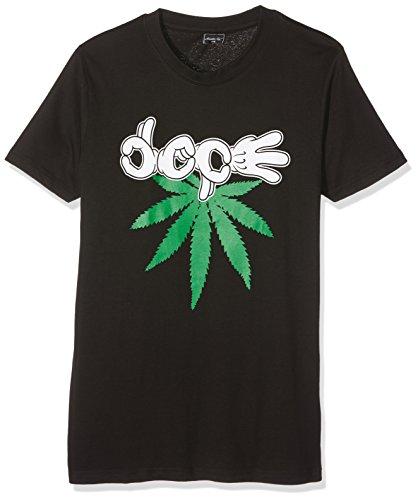 Switch Tee (Mister Tee Herren Switch Dope T-Shirts, Black, XS)